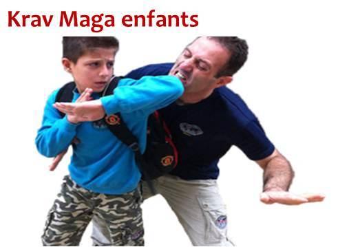 Krav Maga enfants